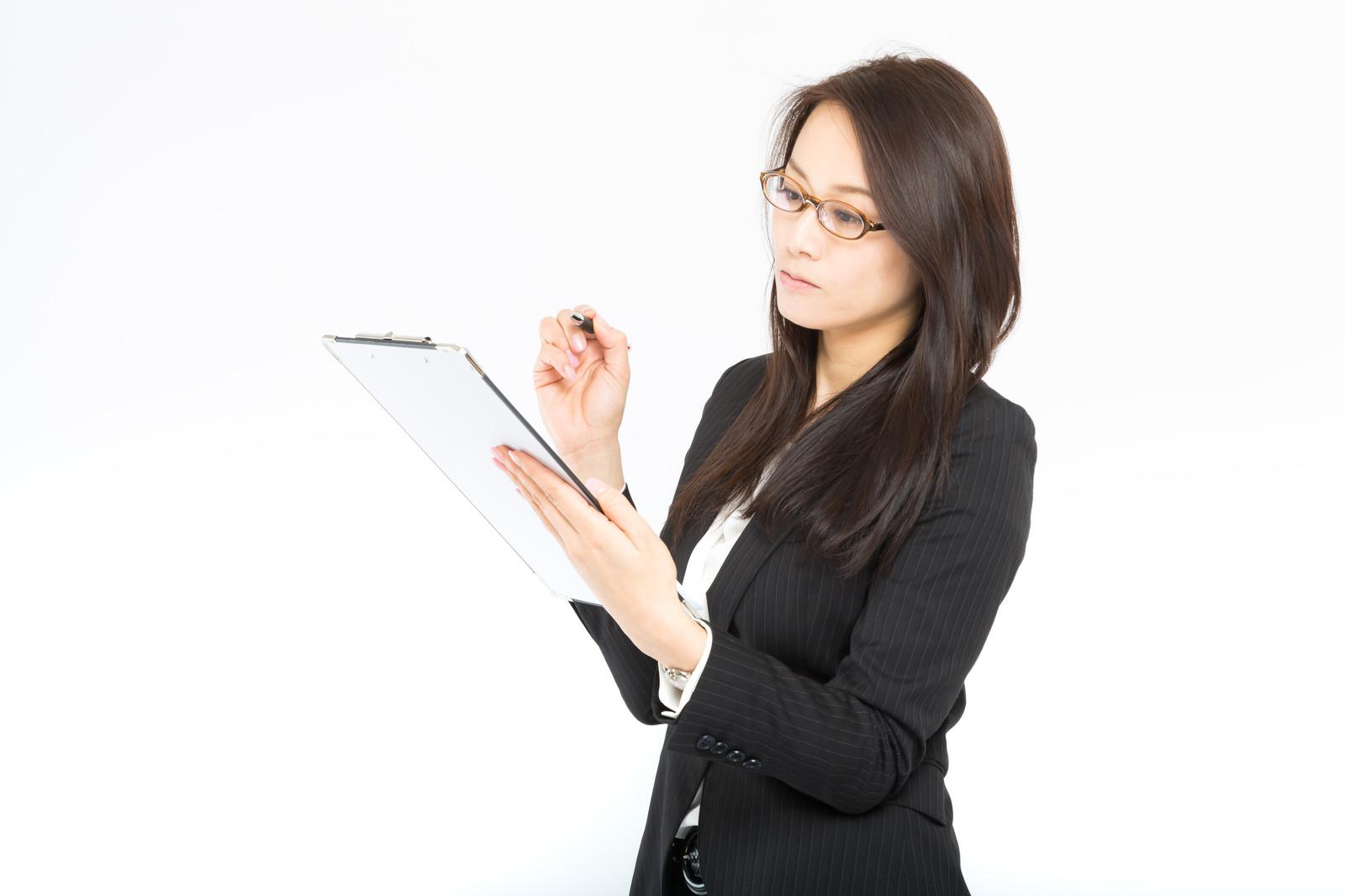 秘書のファッションと品格