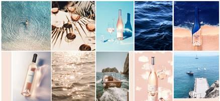 MHD モエ ヘネシー ディアジオ株式会社 サン・トロペの爽やかな太陽を感じる、上質な1級格付ロゼワインシャトー ミニュティーが9月1日より発売開始!